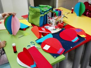 laboratori-di-arti-visive-presso-Ospedale Infantile Regina Margherita anno-17-18-artista-Donatella-Bianco